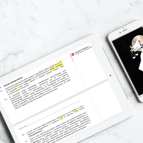 umowa o stworzenie strony internetowej